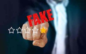 Google Fake Reviews